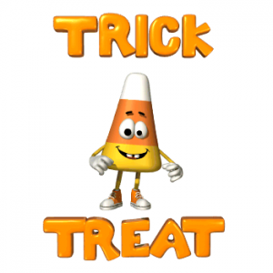 Spore Works Trick or Treat Halloween Special